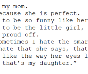 daughter, funny, and mom image