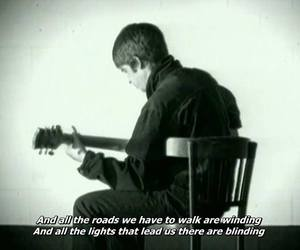 liam gallagher, morning glory, and oasis image