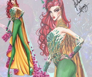 poison ivy, drawing, and illustration image