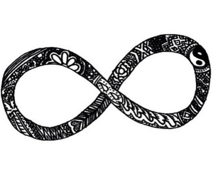 infinity, overlay, and infinite image