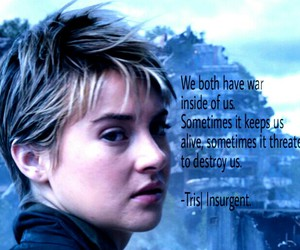 movie, quote, and insurgent image