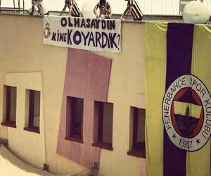 fenerbahce, fener, and love image
