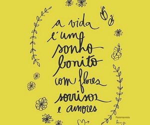 happy, sonho, and vida image