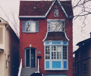 architecture, cute, and house image