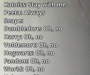 albus dumbledore, always, and harry potter image