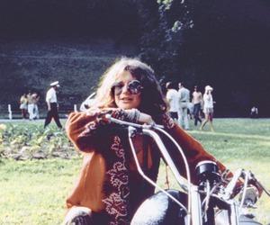 hippie, janis joplin, and janisjoplin image