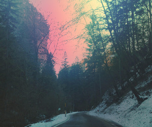 italy, snow, and tumblr image