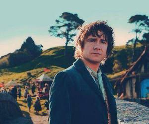 the hobbit, bilbo baggins, and bilbo image