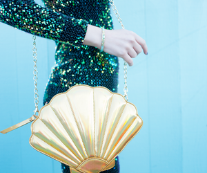 mermaid and bag image