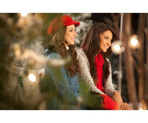 troian bellisario and shay mitchell image