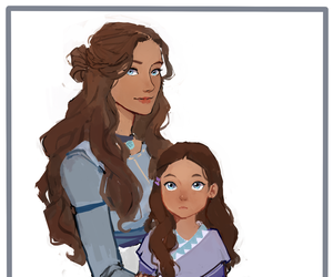 kya and katara image