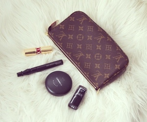 bag, Louis Vuitton, and beauty image
