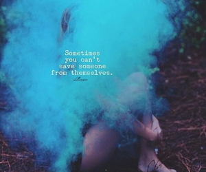 quotes, smoke, and sometimes image