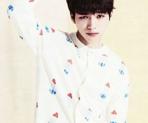 woohyun and infinite image