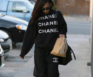 chanel and jogging image