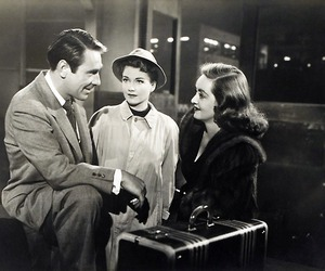 Bette Davis, old hollywood, and all about eve image