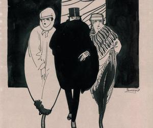 1916, coats, and fashion image
