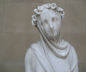 statue, tumblr, and art image