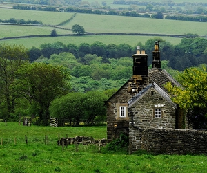 country, uk, and countryside image