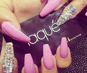 nails, love, and laque image