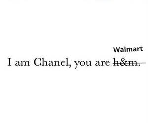 but, sorry, and chanel image