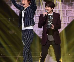 kyuhyun, SJ, and Super Junior M image