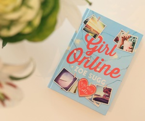 book, zoella, and girl online image