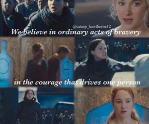 believe, brave, and courage image