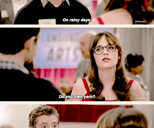 quotes, new girl, and julian morris image