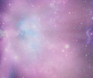 galaxy, outer space, and stars image
