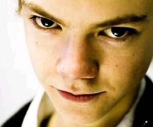 thomas, sangster, and the maze runner image