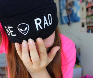 girl and rad image