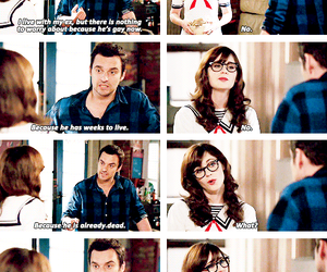 ness, quotes, and new girl image