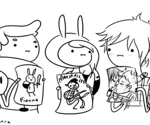 drawing, adventure time, and prince bubblegum image