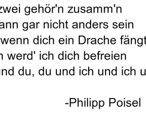 Lyrics, philipp poisel, and text image