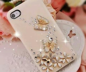 case, iphone, and butterfly image