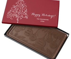chocolate, christmas, and presents image