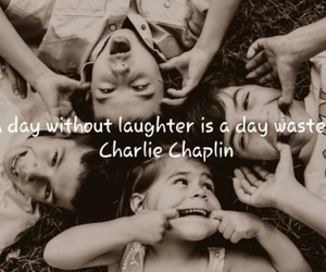 charlie chaplin, days, and laugh image