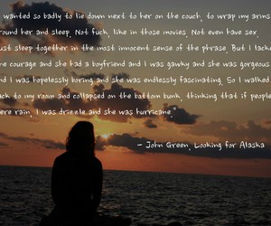john green, looking for alaska, and miles halter image