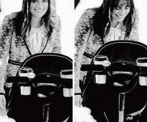 beautiful, glee, and lea michele image
