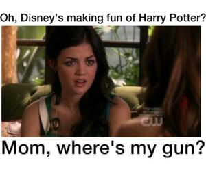crazy, mom, and disney image