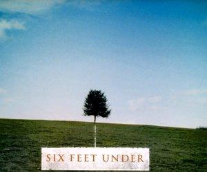 lauren ambrose, Michael C. Hall, and six feet under image