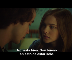 adam, pelicula, and if i stay image