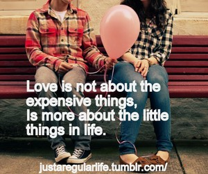life, Relationship, and little things image
