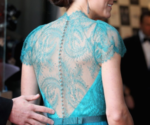 dress, kate middleton, and blue image