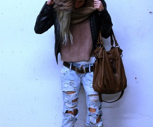 blogger, blonde, and ombre image