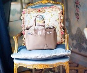 hermes and bag image