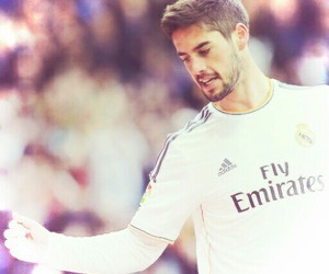 isco real madrid image