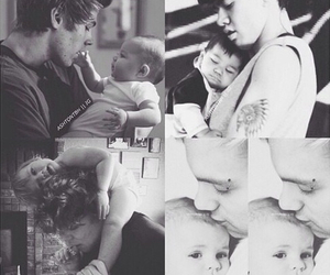 5sos, baby, and michael clifford image