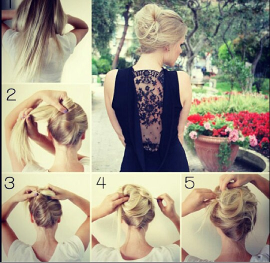 by, girls, and hair image